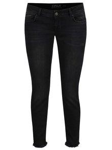 Černé skinny džíny ONLY Coral