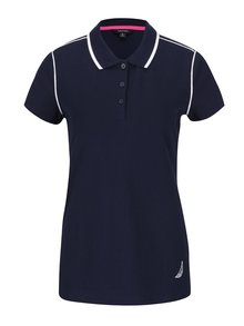 Tmavě modré dámské polo tričko Nautica