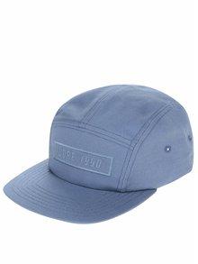 Șapcă albastră Jack & Jones Tonal din bumbac cu broderie