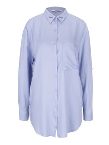 Modrá dlouhá košile TALLY WEiJL