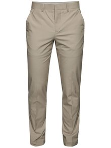 Pantaloni chino bej Jack & Jones Corban