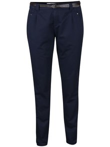 Pantaloni chino bleumarin VERO MODA Boni