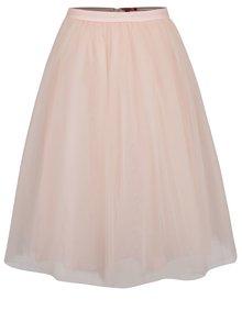 Meruňková tylová sukně Chi Chi London