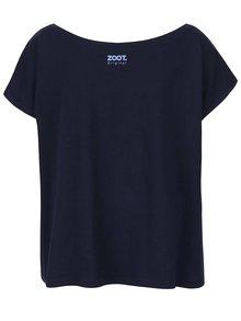Tmavě modré dámské triko ZOOT Originál Svět patří těm, co se neposerou