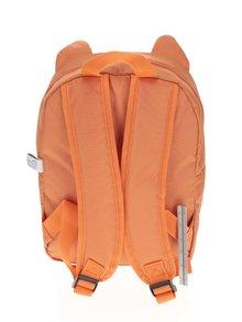 Oranžový batôžtek s motívom líšky Sass & Belle Hiro Fox
