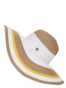 Hnedý dámsky klobúk Tommy Hilfiger