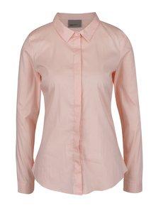 Ružová košeľa VERO MODA Lady