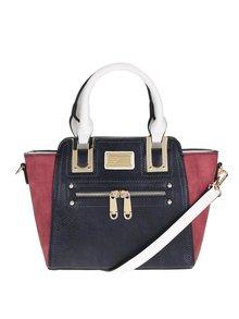 Červeno-modrá kabelka Gionni Hana