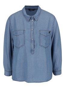 Svetlomodrá rifľová košeľa ONLY Nori