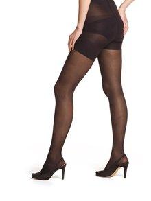 Černé punčochové kalhoty Bellinda Active Slimmer Tights 43 DEN