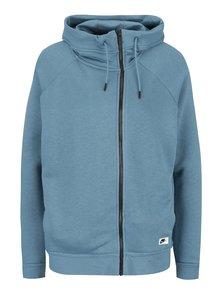 Hanorac albastru Nike Sportswear Modern Cape cu fermoar