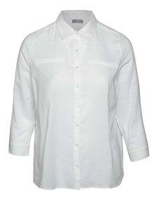 Biela dámska košeľa M&Co