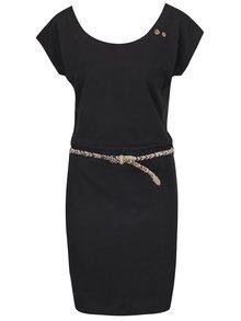 Černé šaty Ragwear Sofia Dress