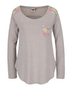 Šedé dámské tričko Ragwear Ciel