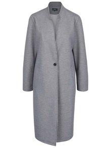 Svetlosivý ľahký kabát ONLY Sue