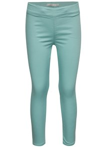 Světle modré holčičí kalhoty name it Aja