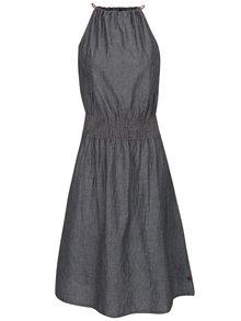 Šedé šaty Tranquillo Hilda