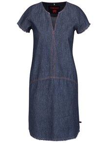 Modré džínové šaty Tranquillo Elin