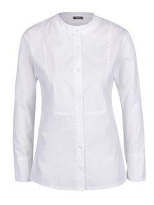 Biela košeľa bez golierika ZOOT