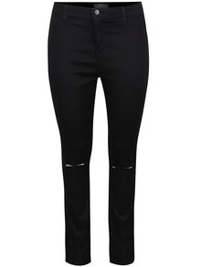 Černé skinny džíny Dorothy Perkins Curve