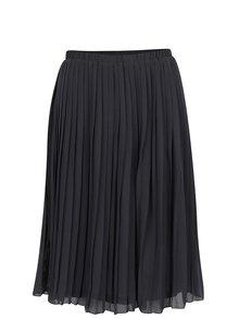 Tmavě šedá plisovaná sukně Broadway Callie