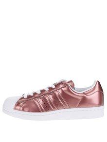 Dámské tenisky ve měděné barvě adidas Originals Superstar
