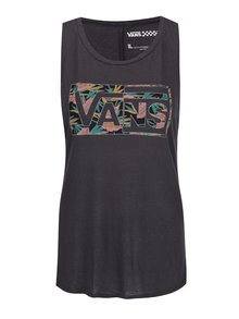 Top gri închis VANS Tropical Blast
