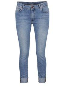 Modré džíny zkrácené džíny ONLY Carmen
