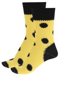 """""""Dobré"""" žlté ponožky pre Jeden svět 2017"""
