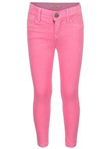 Blugi roz neon skinny name it Babea