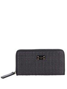 Černá prošívaná peněženka Paul's Boutique Lizzie