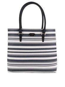 Zeleno-krémová kabelka Paul´s Boutique Sonya