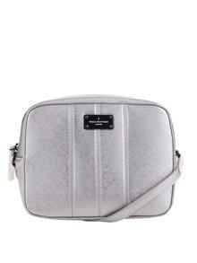 Crossbody kabelka v striebornej farbe Paul's Boutique Mini