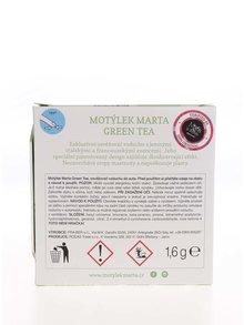 Zelená vôňa do auta Motýlek Marta Green Tea
