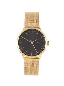 Dámske hodinky v zlatej farbe CHPO Nando Mini Gold