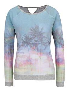 Bluză sport albastru cu roz Rip Curl Sun and Surf în degrade