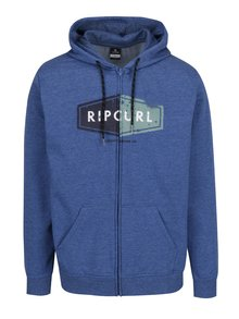 Hanorac albastru Rip Curl Hooded Diamond