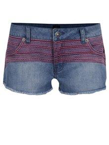 Pantaloni scurți albaștri Rip Curl Mallen din denim