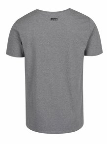 Sivé pánske tričko ZOOT Originál Eagle