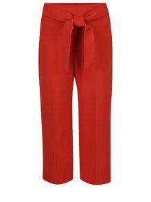 Červené culottes Miss Selfridge
