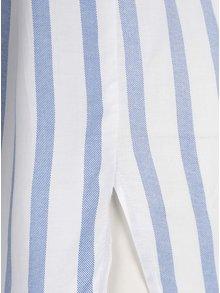Camasa albastru & alb ONLY Candy cu dungi