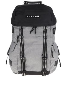 Černo-šedý unisex batoh Burton Annex 28 l