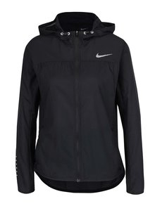 Jachetă subțire neagră Nike Impossibly impermeabilă