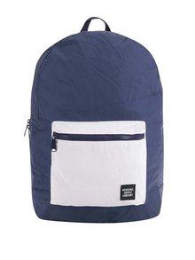 Modrý skládací batoh Herschel Packable