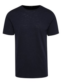 Tmavě modré triko ONLY & SONS Albert