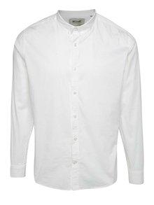 Biela slim fit košeľa ONLY & SONS Albiol
