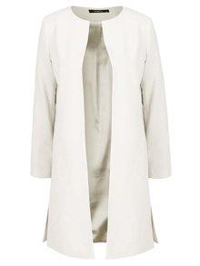Krémový dámský lehký kabát M&Co