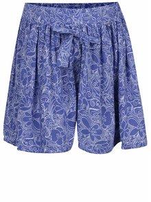 Pantaloni scurți albaștri Mix´n Match cu model pentru băieți