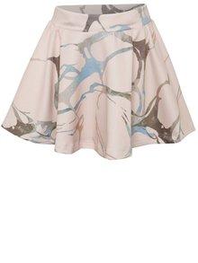 Růžová holčičí vzorovaná sukně name it Ina