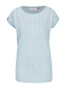Světle modré tričko se vzorem kol Brakeburn